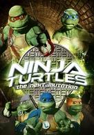 """Ninja Turtles: The Next Mutation"" - DVD movie cover (xs thumbnail)"