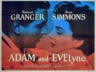 Adam and Evelyne - British Movie Poster (xs thumbnail)