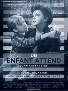 A Child Is Waiting - French Re-release movie poster (xs thumbnail)
