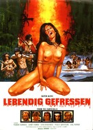 Mangiati vivi! - German Movie Poster (xs thumbnail)