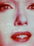 Love, Marilyn - DVD cover (xs thumbnail)