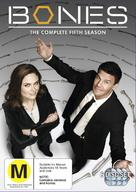 """Bones"" - New Zealand DVD movie cover (xs thumbnail)"