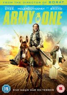 Army of One - British Movie Cover (xs thumbnail)