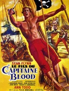 El hijo del capitán Blood - French Movie Poster (xs thumbnail)