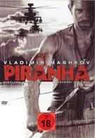 Okhota na piranyu - German DVD movie cover (xs thumbnail)