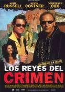 3000 Miles To Graceland - Spanish Movie Poster (xs thumbnail)