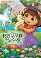 Dora's Enchanted Forest Adventures - DVD cover (xs thumbnail)