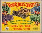 Four Jills in a Jeep - Movie Poster (xs thumbnail)