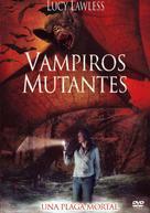 Vampire Bats - Spanish Movie Cover (xs thumbnail)