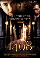 1408 - South Korean Movie Poster (xs thumbnail)