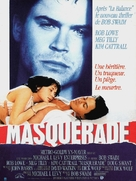 Masquerade - French Movie Poster (xs thumbnail)
