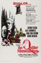The Quiller Memorandum - Movie Poster (xs thumbnail)