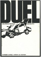Duel - Czech Movie Poster (xs thumbnail)