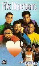 The Five Heartbeats - Argentinian poster (xs thumbnail)