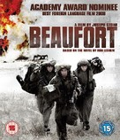 Beaufort - British Movie Cover (xs thumbnail)