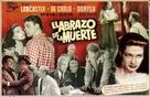 Criss Cross - Spanish Movie Poster (xs thumbnail)