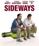 Sideways - Blu-Ray cover (xs thumbnail)