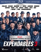 The Expendables 3 - French Blu-Ray cover (xs thumbnail)