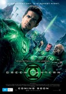 Green Lantern - Australian Movie Poster (xs thumbnail)
