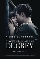 Fifty Shades of Grey - Argentinian Movie Poster (xs thumbnail)