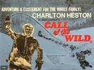 Call of the Wild - British Movie Poster (xs thumbnail)