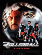 Rollerball - French Movie Poster (xs thumbnail)