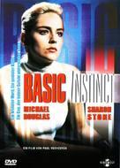 Basic Instinct - German DVD cover (xs thumbnail)