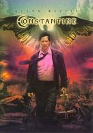 Constantine - Czech DVD cover (xs thumbnail)