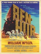 Ben-Hur - French Movie Poster (xs thumbnail)