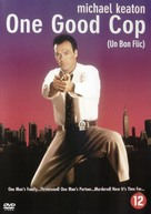 One Good Cop - Dutch DVD cover (xs thumbnail)