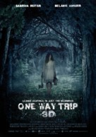 One Way Trip 3D - Swiss Movie Poster (xs thumbnail)