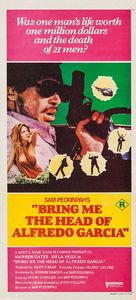 Bring Me the Head of Alfredo Garcia - Australian Movie Poster (xs thumbnail)