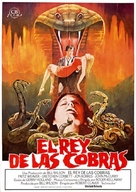 Jaws of Satan - Spanish Movie Poster (xs thumbnail)