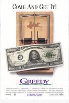 Greedy - Movie Poster (xs thumbnail)