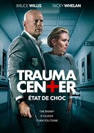 Trauma Center - Canadian DVD movie cover (xs thumbnail)