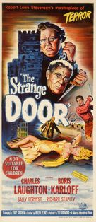 The Strange Door - Australian Movie Poster (xs thumbnail)
