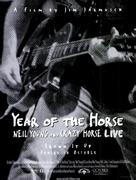 Year of the Horse - Theatrical poster (xs thumbnail)