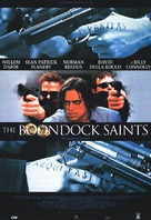The Boondock Saints - Italian Movie Poster (xs thumbnail)