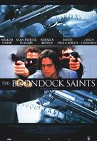 The Boondock Saints - Italian Movie Poster (xs thumbnail)