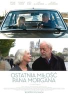 Mr. Morgan's Last Love - Polish Movie Poster (xs thumbnail)