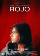 Trois couleurs: Rouge - Spanish Movie Poster (xs thumbnail)