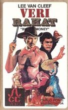El kárate, el Colt y el impostor - Finnish VHS movie cover (xs thumbnail)