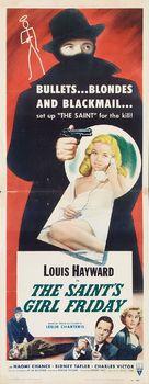 The Saint's Return - Movie Poster (xs thumbnail)