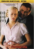 Pornografia - British Movie Cover (xs thumbnail)