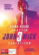 John Wick: Chapter 3 - Parabellum - Australian Movie Cover (xs thumbnail)