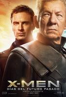 X-Men: Days of Future Past - Spanish Movie Poster (xs thumbnail)