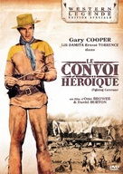 Fighting Caravans - French DVD cover (xs thumbnail)