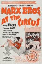 At the Circus - Re-release movie poster (xs thumbnail)