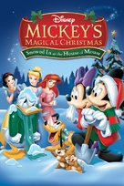 Mickey's Magical Christmas: Snowed in at the House of Mouse - DVD cover (xs thumbnail)