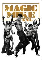Magic Mike XXL - DVD movie cover (xs thumbnail)